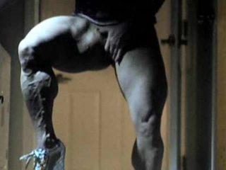 Nagy csikló és nagy muscles