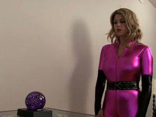 Carissa montgomery-super heroine falls 成 hypno-chloro trap