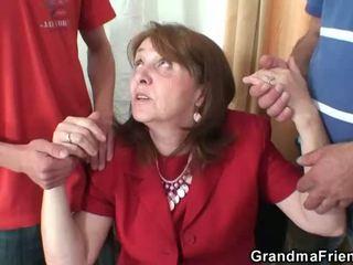 การประชุม ใน the ออฟฟิศ ends ขึ้น เซ็กส์สามคน ร่วมเพศ