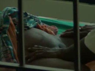 Desi villaggio coppia fare sesso in ospedale video