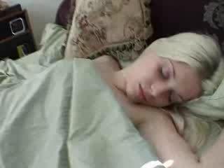 blondes, sex, sleeping