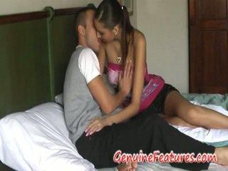 Skutečný amatér couples lovers having zkurvenej