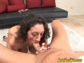 امرأة سمراء وقحة persia monir pov cocksucking