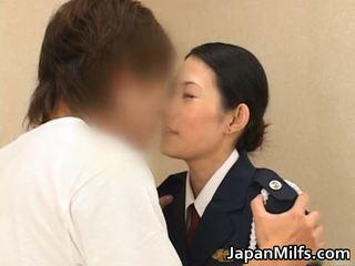 japansk, oriental, milf stora porr