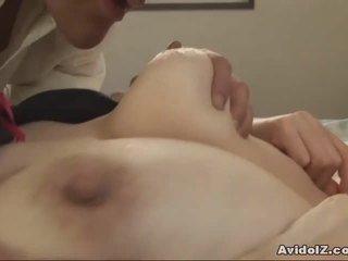 Japanisch milf gets fingered und gefickt uncensored