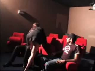 Gangbang Au Cinema