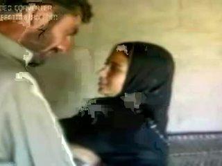 dievča, arab, horúci