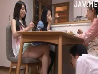 japoński, wytryski, tyłek