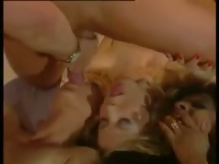 group sex, doggy style, vintage