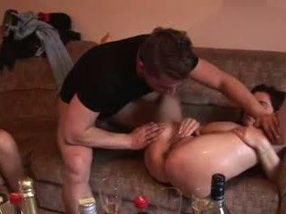 cumshots, group sex, svingerji
