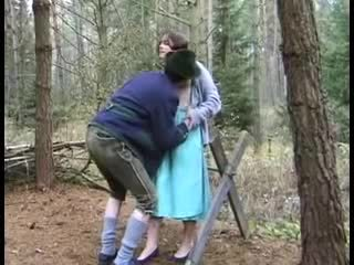 Old man and young guy fuck a mylaýym gyz