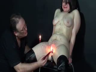 bdsm, waxing