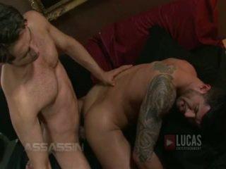 Michael lucas ja adam killian fuck passionately