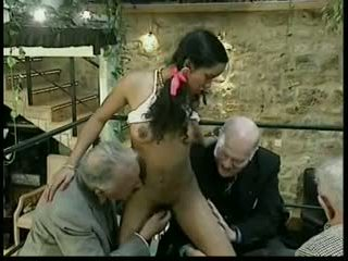 group sex, old+young, interracial