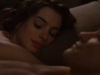Anne hathaway seks adegan daripada cinta dan lain