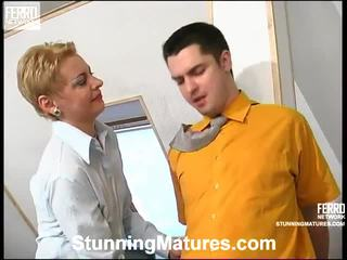 Alice dhe adam concupiscent mama në veprim