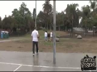 Basketball To White Girls Is Like Kryptonite To Superman.