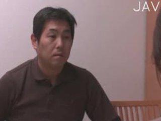 japonais, lécher, doigté