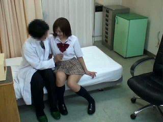 Schoolgirl hypnosis sex with doctor