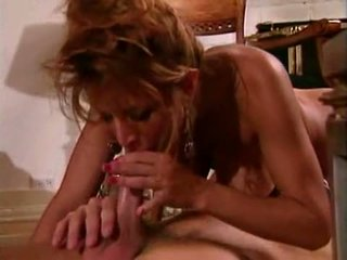 Leena La Bianca being incredibly horny & demanding