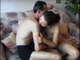 Oldman 큰 수탉 용 젊은 여배우, 무료 포르노를 47