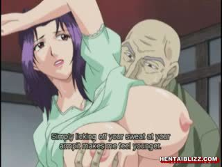 Japanese Hentai Mom With Huge Jugs Get...