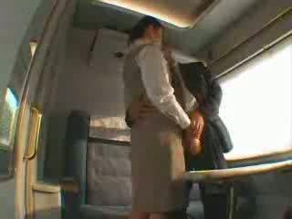 japanese, fuck, train