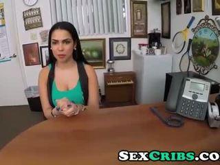 Latina nymph ada sanchez casts para tornar-se um estrela