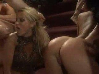 Jessica drake първи време реален dped mmf double penetration
