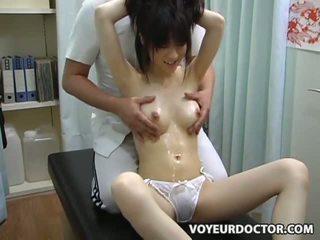 วัยรุ่น climax breast การนวด 2