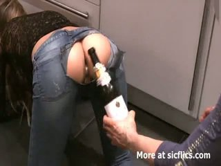 Fisting il mio girlfriends mostro gaping stronzo