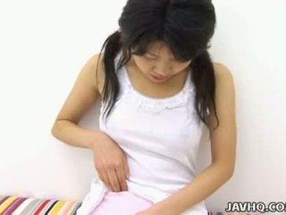 Haruka aida caldi asiatico giovanissima solo
