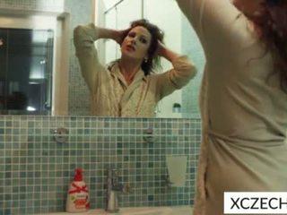 Otäck momen jag skulle vilja knulla i den dusch