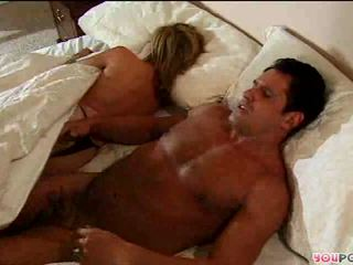 Romantic handling i seng