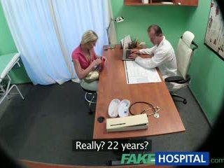 Fakehospital kūdas mažutė wants seksas su daktaras