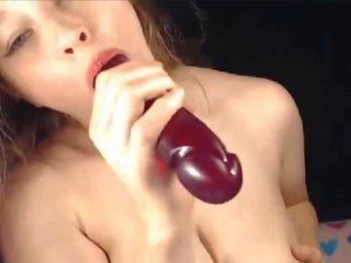 Busty Cam Girl Getting Wild on Cam, Free Porn b8