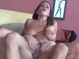 Hot mom gets fucked hard