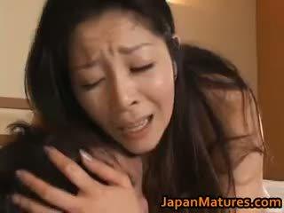 Ayane asakura ناضج اليابانية امرأة gets part1