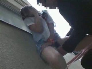 ญี่ปุ่น เด็กนักเรียนหญิง ระยำ ด้านนอก วีดีโอ