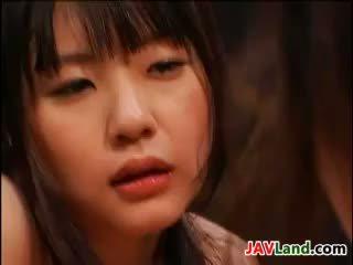 Krásne japonské lesbičky výroba von