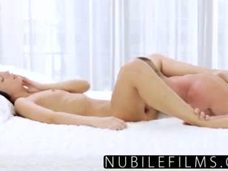 Nubilefilms - Russian Babe S First Time Anal Massage