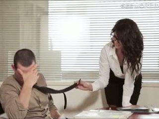 Gražus ofisas mergaitė alexa tomas screwed