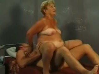 Бабуся і молодий пеніс