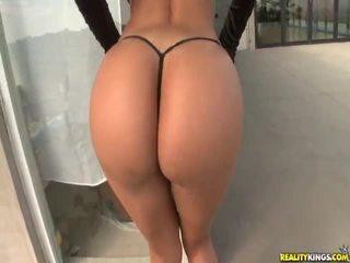 nice ass hot, hot brunette more, show off your xxx videos nice