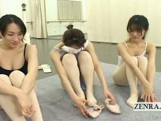 japoński, striptease, softcore