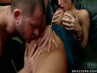 brunette, big dicks, huge cock