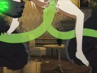 hentai, fantasie, voorlegging