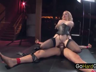 Aiden Starr No One Works a Cock