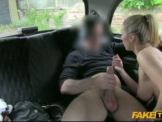 Woman banged at the backseat of a cab