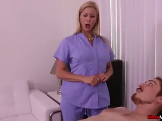 Super Mainit inang kaakit-akit orgasmo kontrol